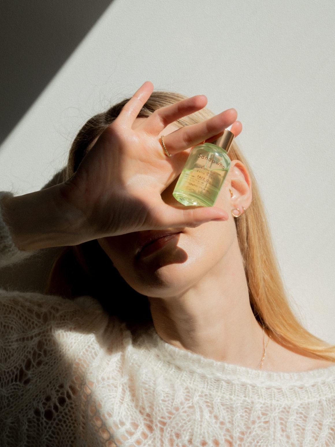 Beautyblog Bare Minds Sandawha Öl für sensible Haut5