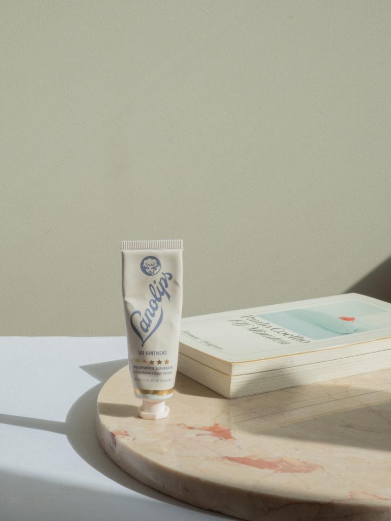 Beautyblog BareMinds lanolips 101 Ointment