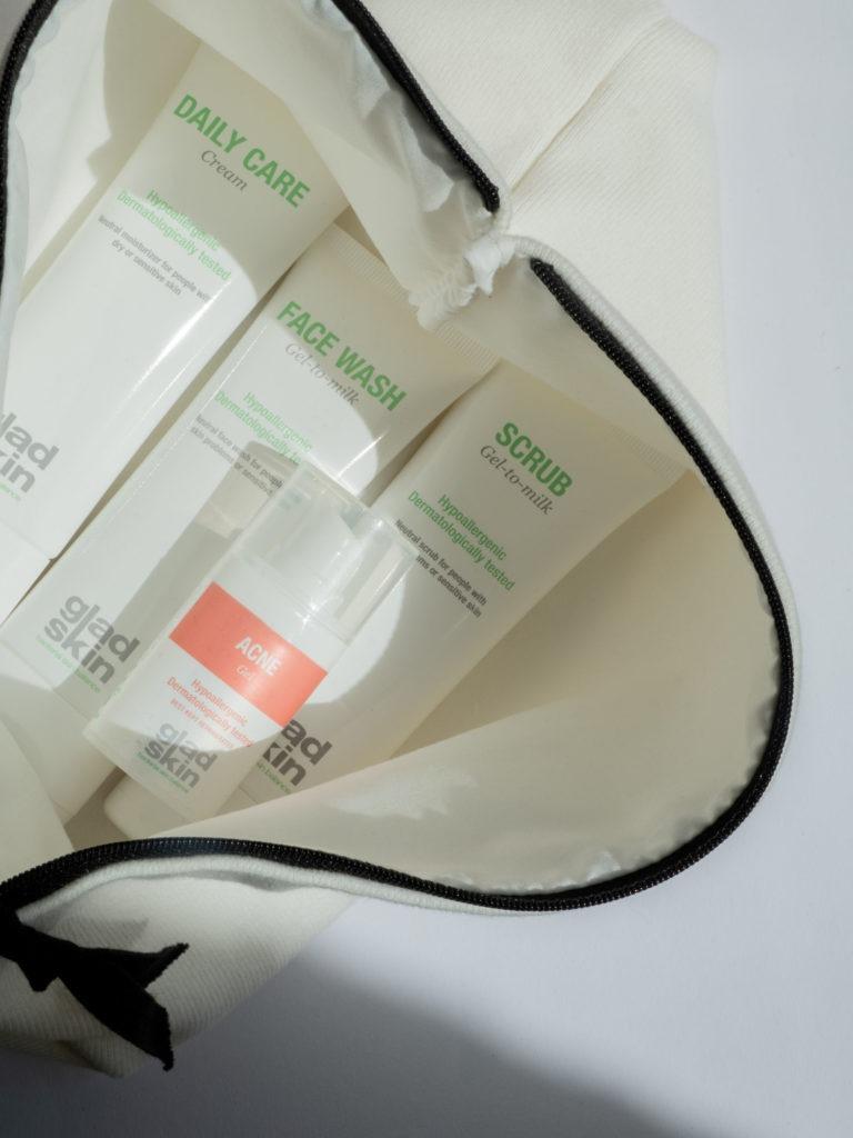 Beautyblog Bareminds gesundes Mikrobiom Gladskin Akne und unreine Haut