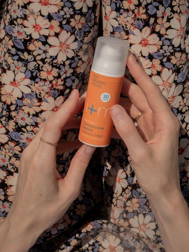 Beautyblog BareMinds Mineralischer Sonnenschutz von i+m Naturkosmetik 3