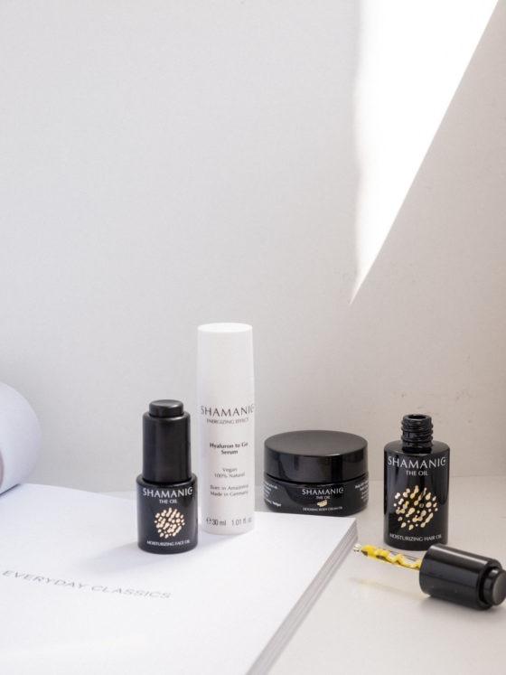 Beautyblog bareMinds Naturkosmetik Öle für Haut Shamanic Beauty 7
