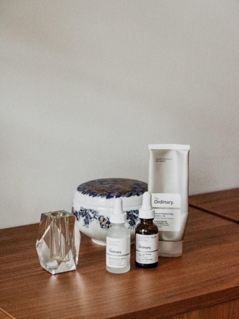 Beautyblog Bare Minds Marie Luise Gamig The Ordinary Natural Moisturizing Factors + HA