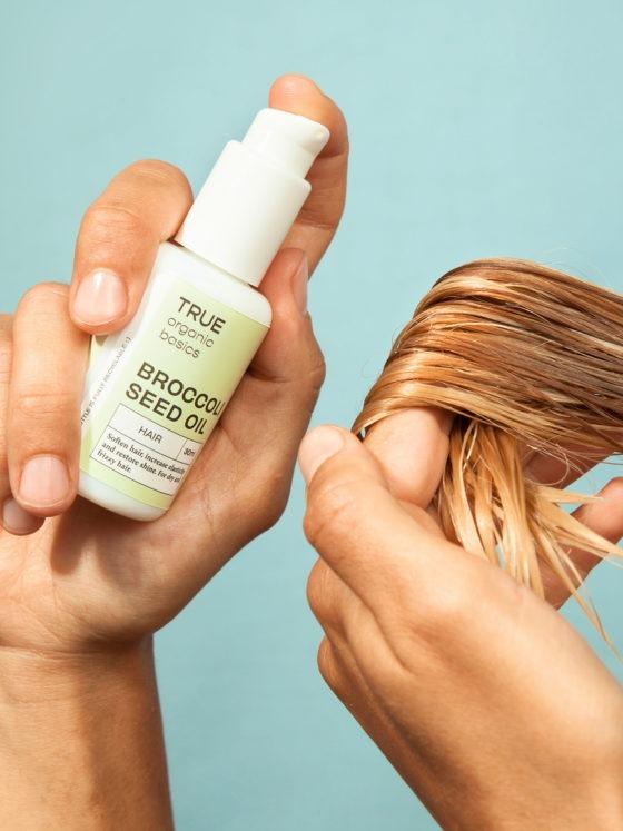 Beautyblog Bare Minds Naturkosmetik Öle gegen unreine Haut True Organic Basics 2