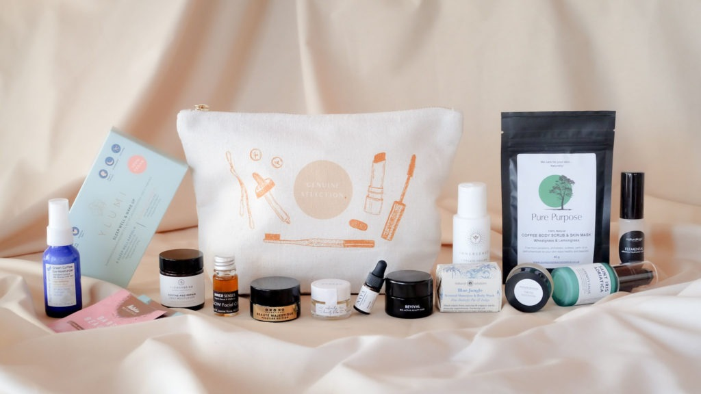 Beautyblog BareMinds Charity Shopping_Genuine Selection_Nachhaltige Kosmetik Naturkosmetik