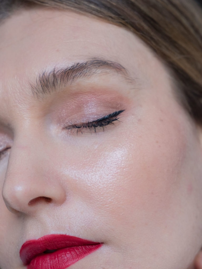 Beautyblog BareMinds Festliches Make-up Chanel 2