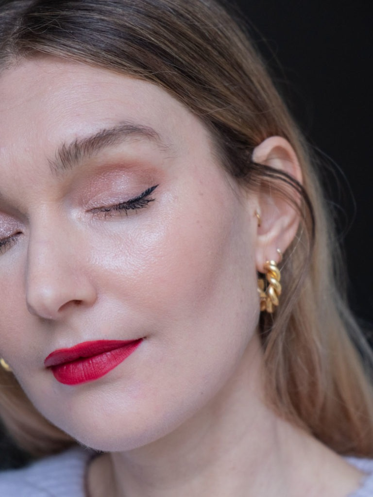 Beautyblog BareMinds Festliches Make-up Chanel 3