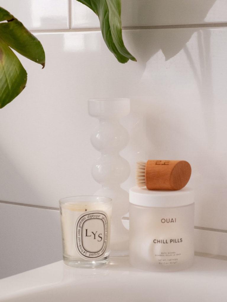 Beautyblog BareMinds Badezusätzte OUAI - Chill Pills1