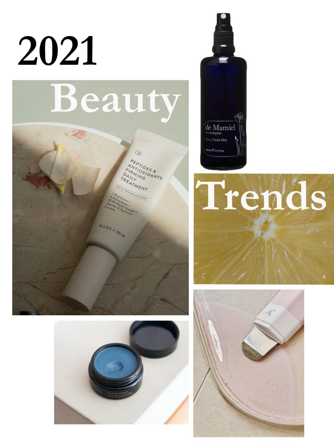 Beautyblog BareMinds Beauty Trends 2021