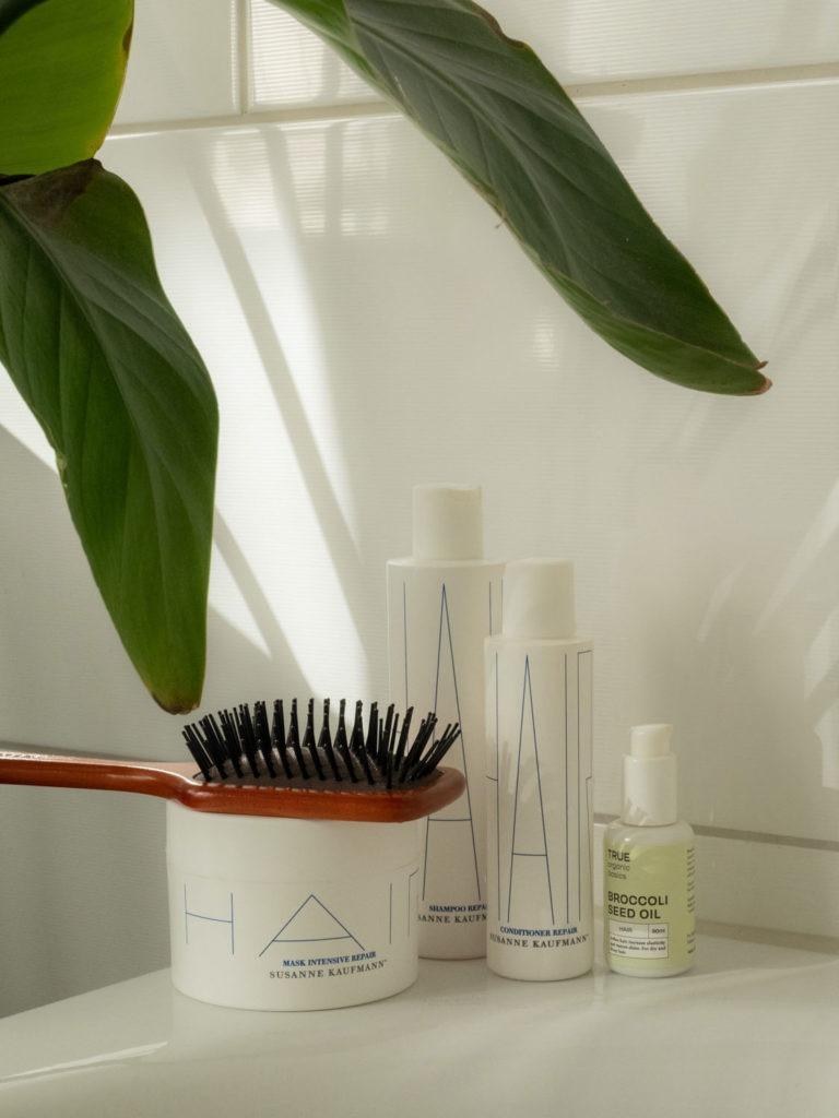 Beautyblog BareMinds Susanne Kaufmann Haarpflege Erfahrungen 1