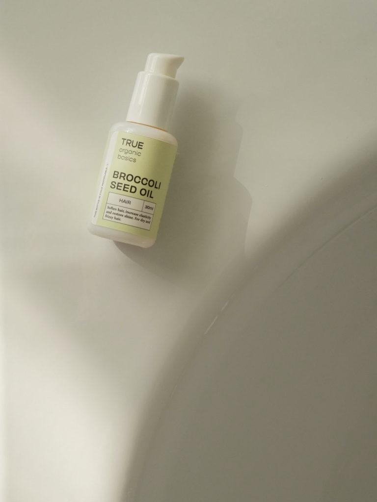 Beautyblog BareMinds True Organics Basic Haaröl Erfahrungen 1