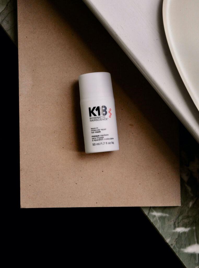 Beautyblog BareMinds Haarmaske K18 Leave-In Molecular Repair hair Mask 1