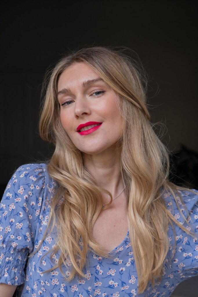 Beautyblog BareMinds Lippenstift Pink 1