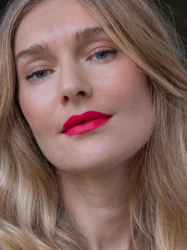Beautyblog BareMinds pinker Lippenstift