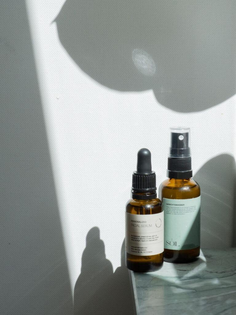 Beautyblog BareMinds SOIL Skincare Gesichtswasser